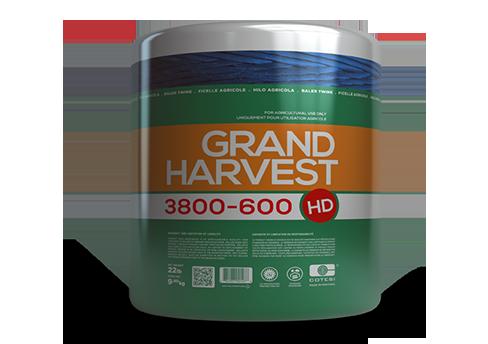 Grand Harvest 3800/600