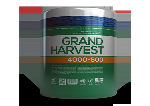 Grand Harvest 4000-500