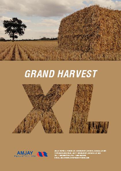 Grand Harvest XL
