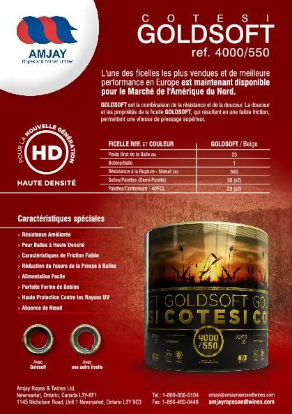 Cotesi Goldsoft