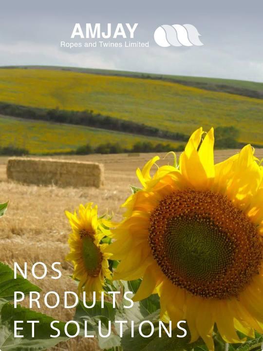 Consommables de Récolte Catalogue