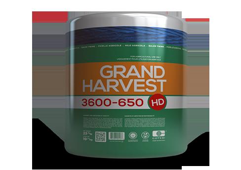 Grand Harvest 3600/650